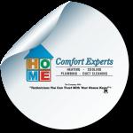 homecomfortexperts2019sticker